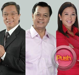 Noli De Castro and Korina Sanchez to return to TV Patrol