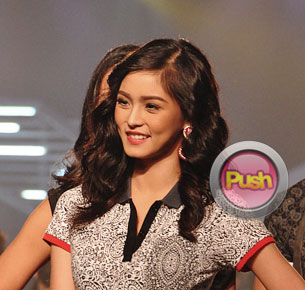 Kim Chiu will give her all out support for Gerald Anderson's team-up with Sarah Geronimo