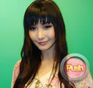 Is Alodia Gosiengfiao the third party in Luis Manzano and Angel Locsins relationship?