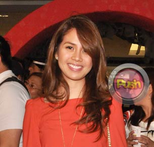 Kaye Abad says open to the possibility of rekindling a romance with Chito Miranda