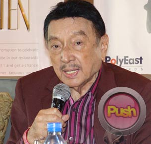 Dolphy says he just laughs off rumors that he has passed away