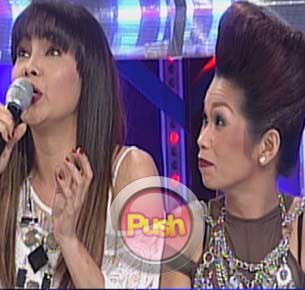 Pokwang denies rift with fellow comedienne K Brosas
