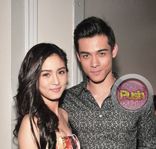 Xian Lim admits that he gets nervous while doing intimate scenes with Kim Chiu