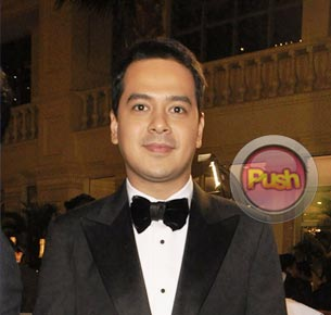 John Lloyd Cruz chooses not to comment on Ruffa Gutierrez' statements