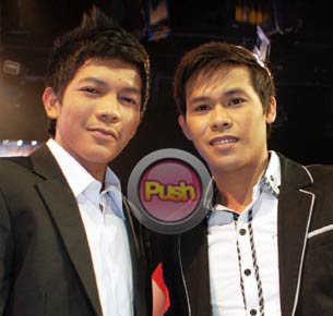 Are Jovit Baldivino and Marcelito Pomoy headed for a clash of talents?