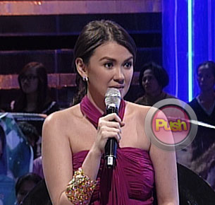 Angelica Panganiban describes Kris Aquino as a very loyal friend