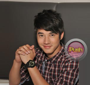 Mario Maurer isn't bothered by Erich Gonzales revealing that he has a girlfriend