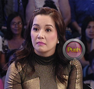 Kris Aquino says she will be an 'actress' in 2012