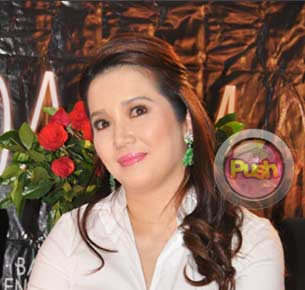 Kris Aquino says she is not counting on winning the Best Actress award