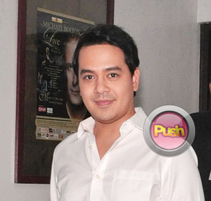 John Lloyd Cruz says Christmas is the time to enjoy being a child at heart