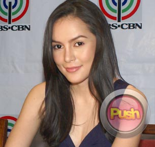 Jewel Mische is excited about meeting Gerald Anderson