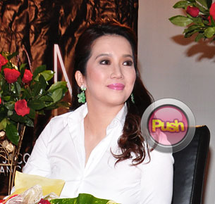 Kris Aquino: 'Now I'm credible as an actress'