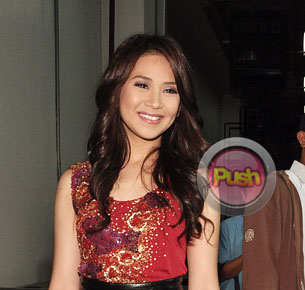Sarah Geronimo admits Gerald Anderson gave her a necklace last Christmas