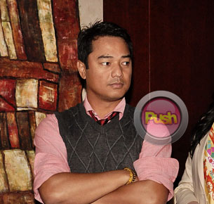 Ariel Rivera says wife Gelli de Belen is okay with him being a kapamilya