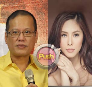 PNoy admits to dating Korean TV personality Grace Lee