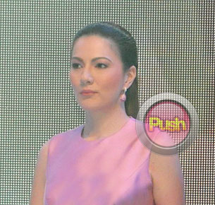 Carmina Villaroel talks about the Zoren Legaspi-BB Gandanghari interview