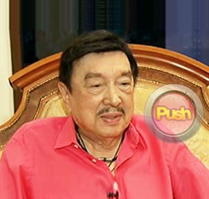 Eric Quizon confirms Dolphy in critical condition