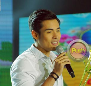 Xian Lim admits he also wants to be a good host