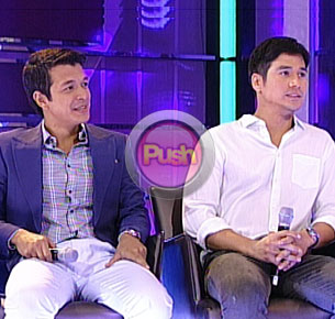 Is there still competition between Piolo Pascual and Jericho Rosales?