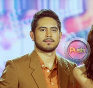 Gerald Anderson denies claims that he has already stopped pursuing Sarah Geronimo