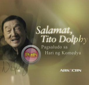 King of Comedy Dolphy passes away