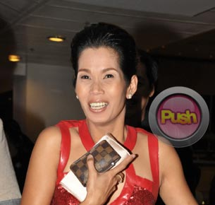 Pokwang is glad to be showcasing her versatility as an actress