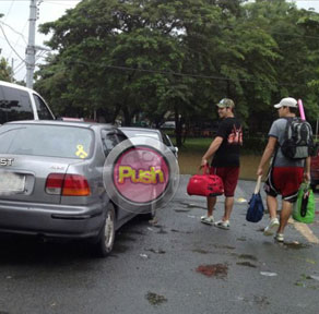 Gerald Anderson gets praises from fans for initiating rescue operations