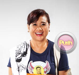 Eugene Domingo hopes to impress Nora Aunor in the play 'Bona'