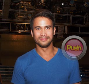 Sam Milby admits to being nervous on how people would accept his role in new teleserye