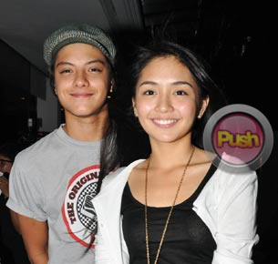 Kathryn Bernardo admits that Daniel Padilla treats her like a princess