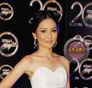 Kathryn Bernardo admits she enjoyed her date with Daniel Padilla at the Star Magic Ball