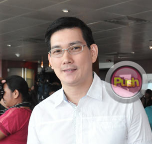 Richard Yap admits he is overwhelmed by the success of 'Be Careful With My Heart'