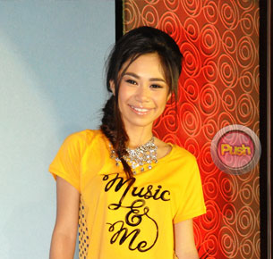 Jessica Sanchez excited for her solo concert in 2013