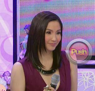 Mariel Rodriguez says she's not jealous of Kris Aquino