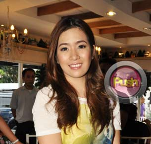 Angeline Quinto admits that Sam Milby gave her her first kiss