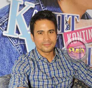 Sam Milby admits going out with Shaina Magdayao
