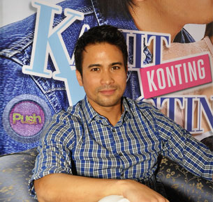 Sam Milby says he asked John Prat's permission in courting Shaina Magdayao