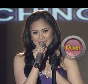 "Sarah Geronimo calls for finding a ""faithful"" man"