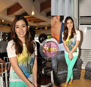 Style Stalker: Pretty in pastels -- Angeline Quinto keeps her look fresh and polished