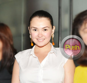 Angelica Panganiban is just happy about her professional and personal life