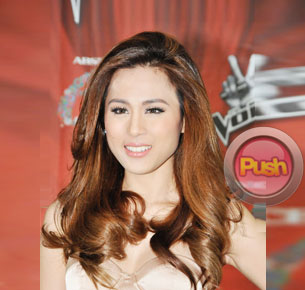 Toni Gonzaga denies she has an issue with Sarah Geronimo