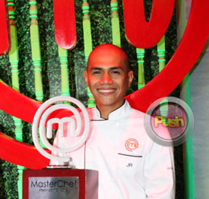 JR Royol is first ever Pinoy MasterChef