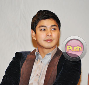 Coco Martin says he feels 'kilig' working with Erich Gonzales
