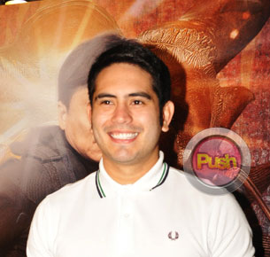 Gerald Anderson says that he and Maja Salvador are enjoying each other's company