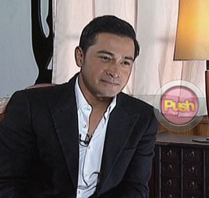 Cesar Montano says his marriage with Sunshine Cruz is 'not perfect'