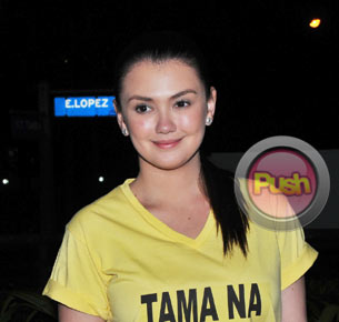 Angelica Panganiban lashes out at her detractors on Instagram