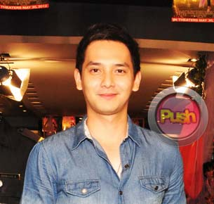 Bryan Termulo wants to get to know Sarah Geronimo better