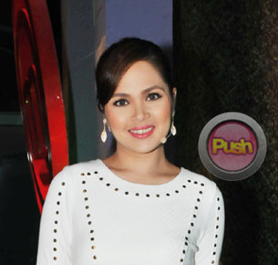 Judy Ann Santos admits she feels nervous about her comeback teleserye