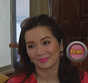 Kris Aquino says she will finish certain work commitments after her vacation