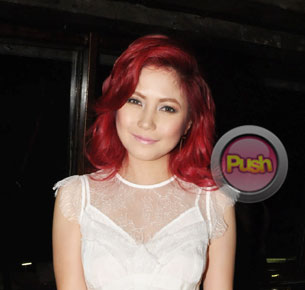 Yeng Constantino gets emotional because of her recent achievements